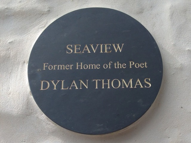 Seaview Former home of the Poet Dylan Thomas